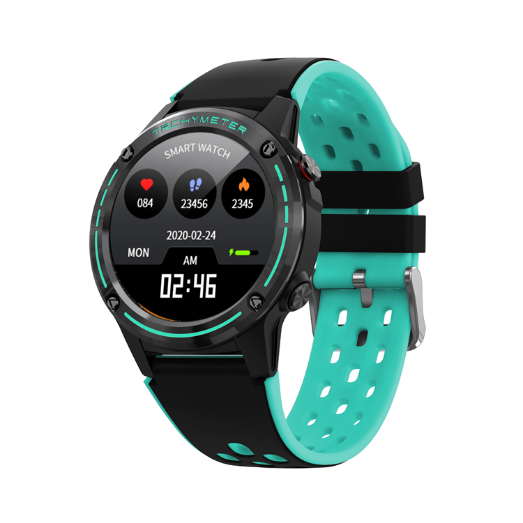 M6 android IOS track sport gps navigation tracker antenna for smartwatch with luxury sleep monitoring Bluetooth call smartwatch