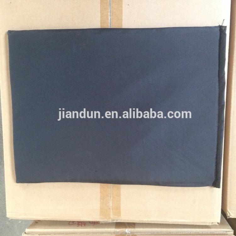 NIJ IIIA 9mm .44 Army Police Military Law Enforcement Guarder Self Defense Packbag School Bag Briefcase  Ballistic soft Panel