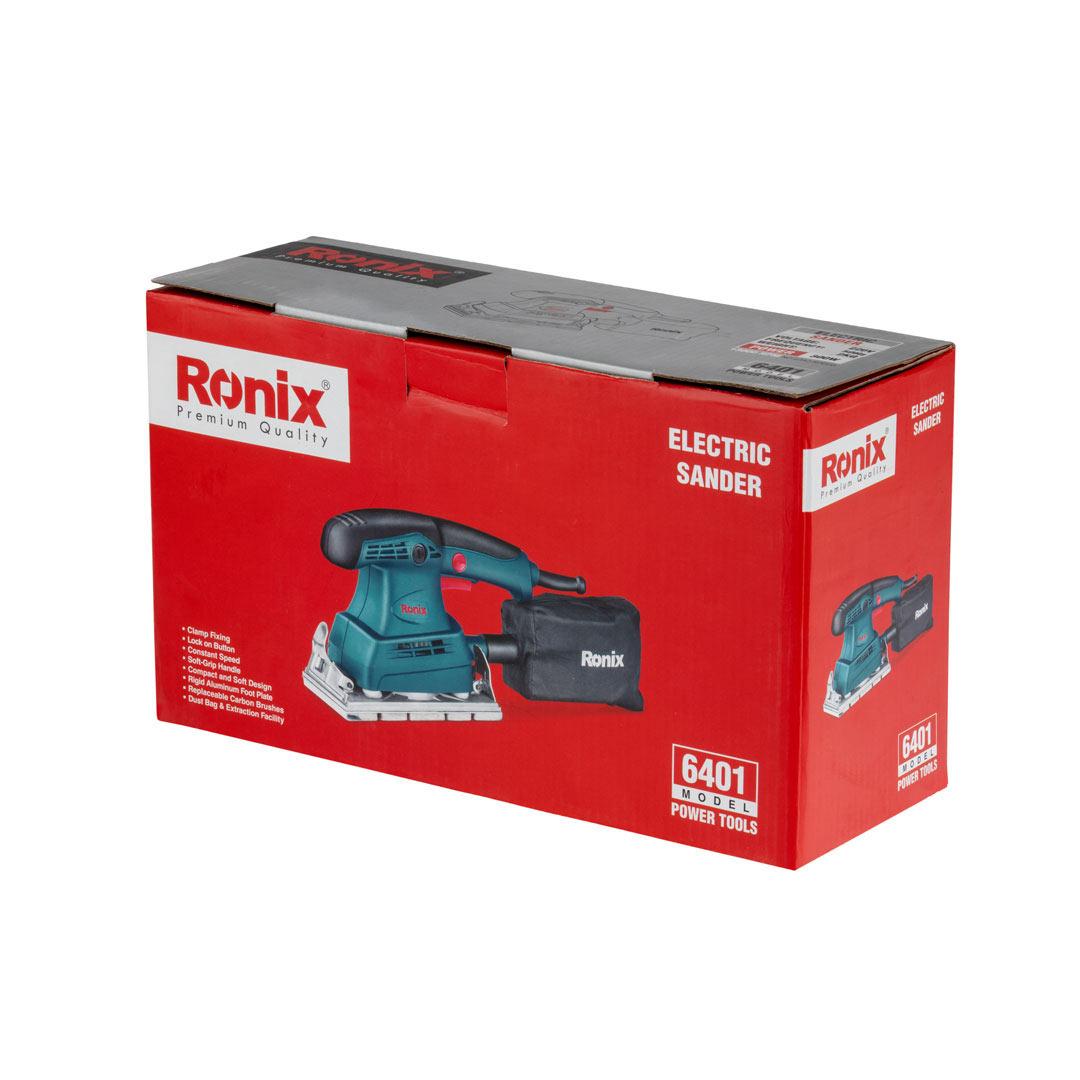 RONIX модель 6401 новый дизайн Высокое качество 300 Вт электрическая шлифовальная машина