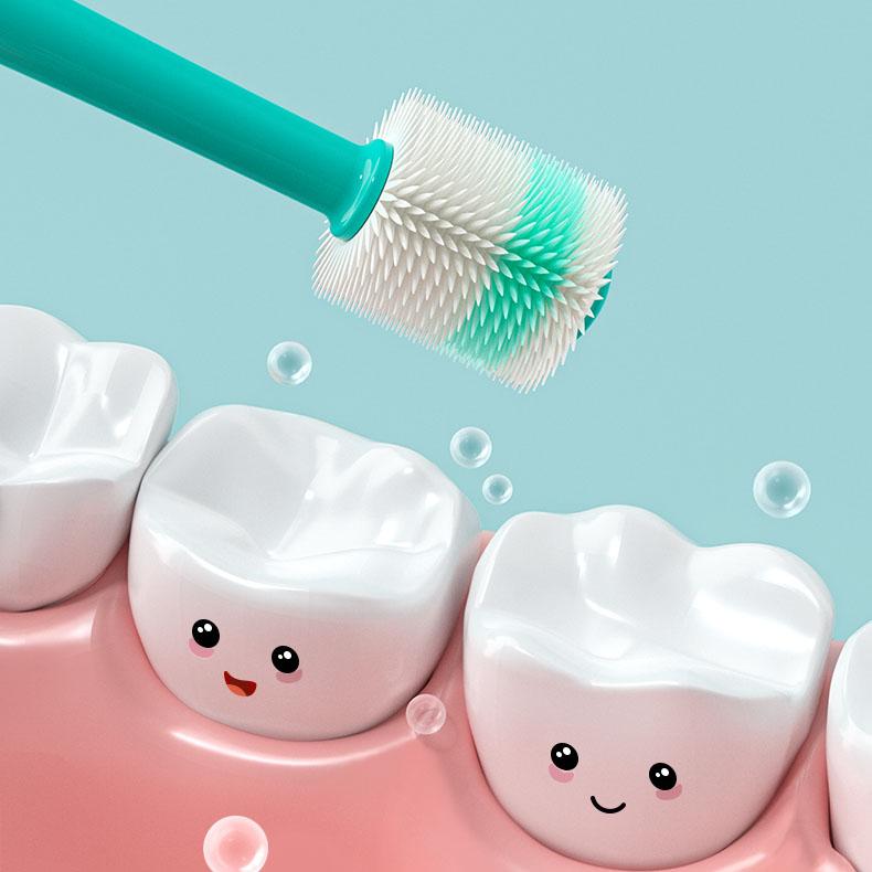 Детская зубная паста KUB со вкусом клубники 50 г фторид 0.05% натуральная травяная зубная паста против полости может ласточить