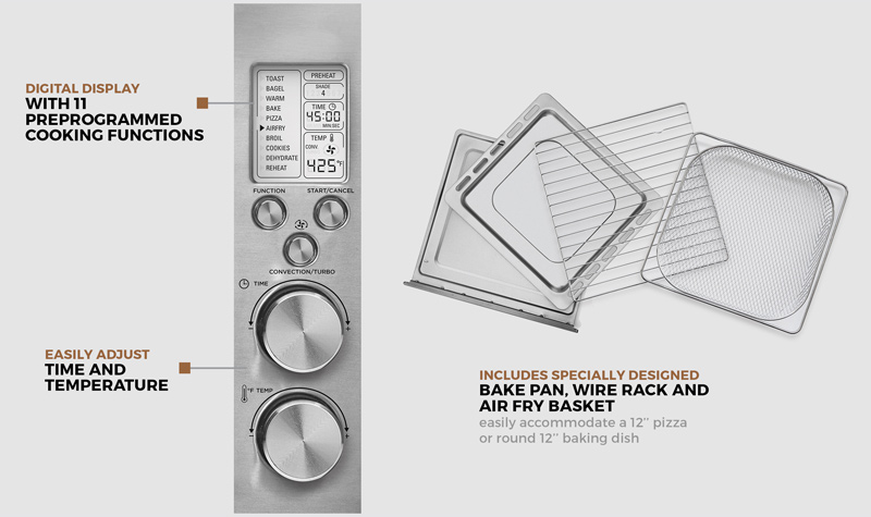 New Product for Bread and Cake, Bakery Smart Mini Oven Toaster