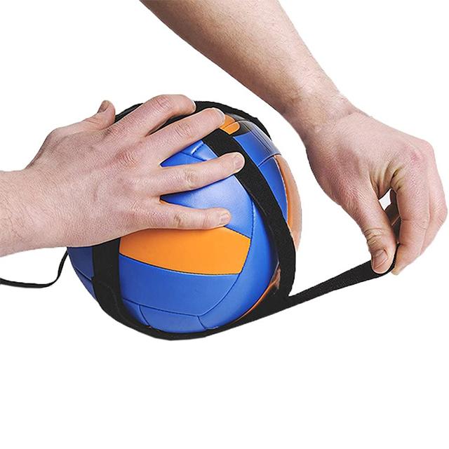 Лидер продаж, прочный высококачественный тренировочный ремень на липучке для волейбола с напечатанным логотипом для спортивного снаряжения