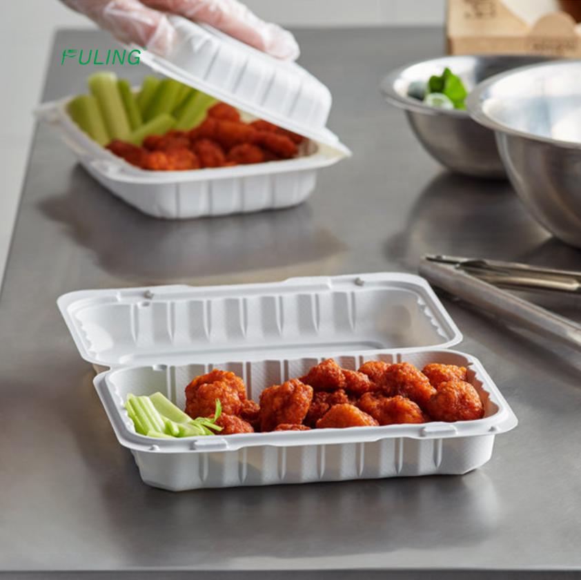 От боли в спине пищевой Ресторан одноразовые раскладушка круглый пойти для обеда еды для кулинарно-деликатесной продукции пластиковые коробки для упаковки с набивным рисунком