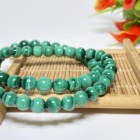 Malachite Wholesale Various Hot Sale High Quality Natural Malachite Beads Bracelets Healing Stones Love Gift
