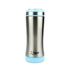 Cup No 2021 16 Ounce Bonus Tea Infuser Insulated Stainless Steel Traveler Cup With Leak Proof No Spill Lid