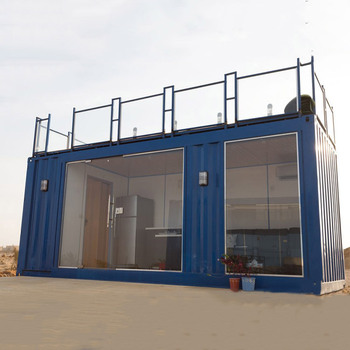 2021 New generation diy cost to build a shipping container home