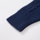 Men's Sweater Sweaters Men's Knitwear Pullover Sweater Turtleneck Cotton Long Sleeve Woolen Sweaters Men