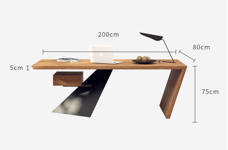 الفاخرة من السهل تنظيف المنزل مكتب الكمبيوتر مدير مكتب عمل يتوهم طاولة مكتبية