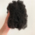 Wholesale human hair bulk afro kinky hair for dreadlocks