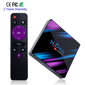Factory direct sell cheapest RK3318 2GB RAM 16GB ROM google android TV box media player H96 Max