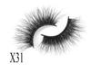 25mm mink lash--X31