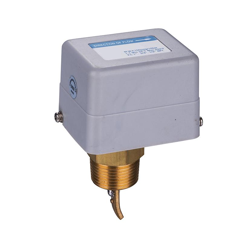 Лопастной переключатель потока воды, контроллер переключателя потока для завода