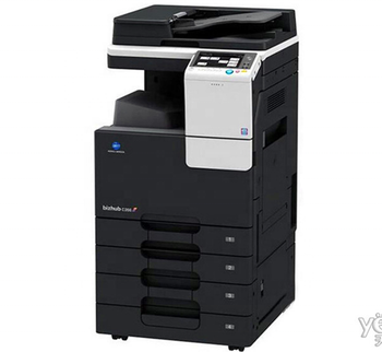 Low price Refurbished Copiers for Konica Minolta Used Printer Bizhub c226 c266 Photocopy copying machine photostat machine