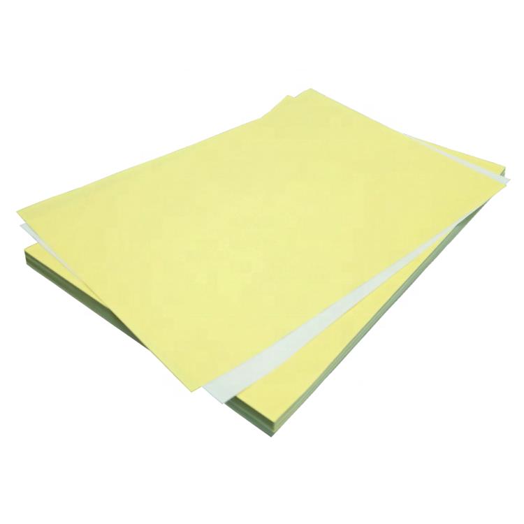 2 parts 3 parts Letter size Carbonless NCR Copy Paper 8.5x11 inches