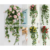 LG20190610-12 Beautiful artificial hanging flowers for wedding home hotel shop wall decoration