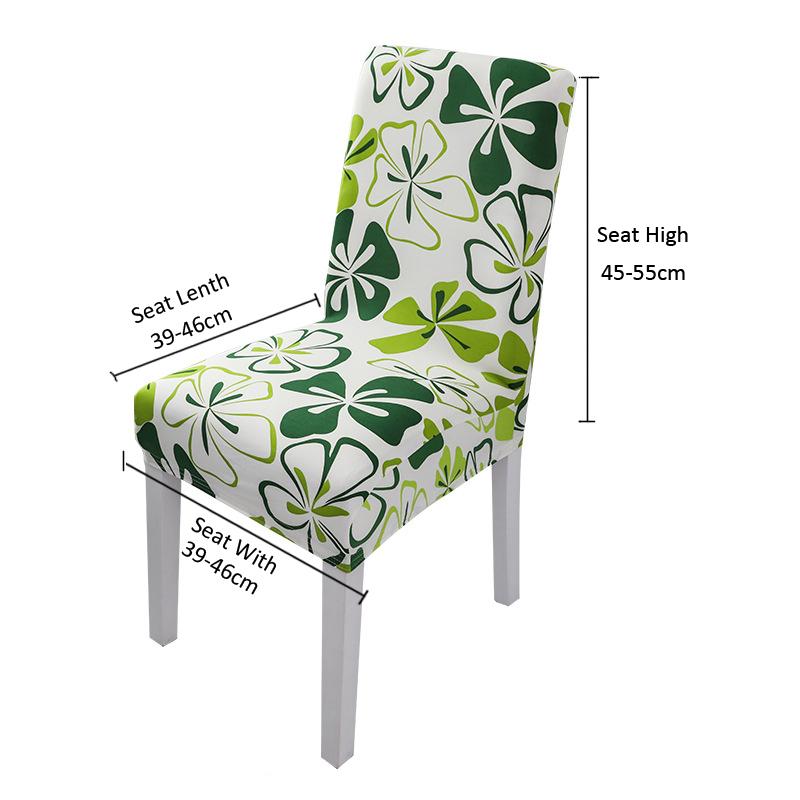 Эластичный чехол YRYIE из лайкры и спандекса, Универсальный стул для украшения дома, столовой, вечеринки