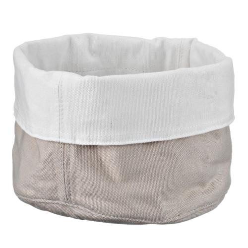 Горячая Распродажа, парусиновый Хлопковый мешок для хлеба натурального цвета/корзина для хлеба