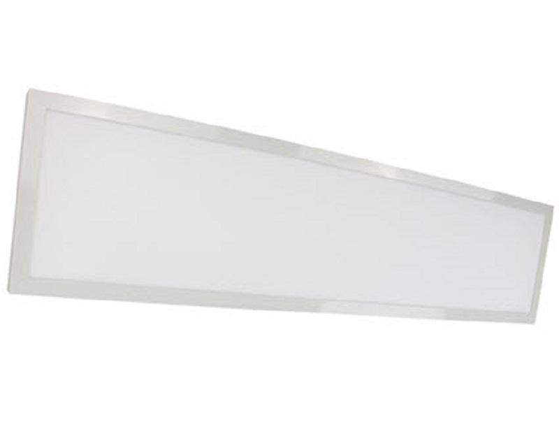 2020 Indoor 1x4 ft Panel Lamp Frame Fixture 36 w Show Room Lighting Led Ceiling Slim Panel Light