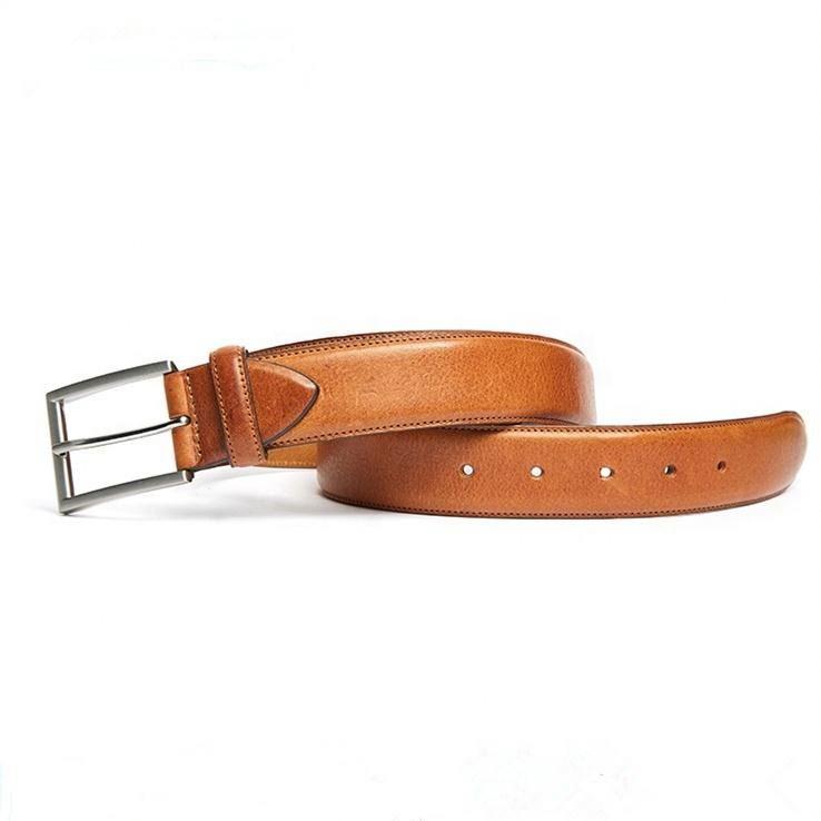 Alfa оригинальное название бренда итальянского ремня из натуральной кожи для мужчин Cinturones