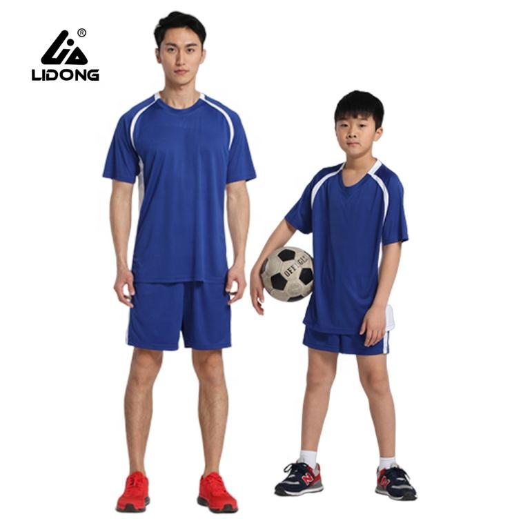 Wholesale Soccer Jersey Set Football Uniforms Custom Football ...