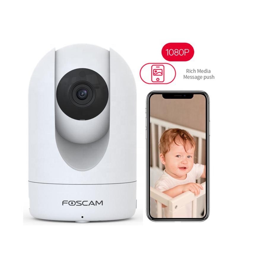 Foscam Hd 1080p детская камера мини Wifi Беспроводная камера система видеонаблюдения ip-камера