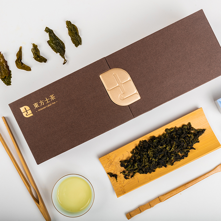 loose leaf bulk osmantus green Iron Buddha Fragrant Variant oolong tea - 4uTea | 4uTea.com
