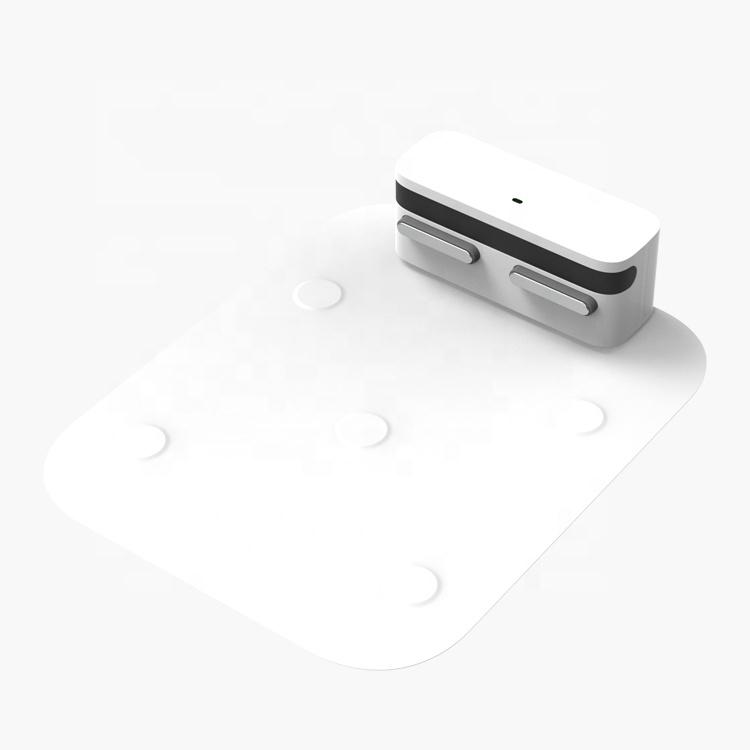 SWDK Mi Eco Chain автоматический умный робот-пылесос Mi с регулируемым углом и управлением через приложение