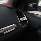 Car Wholesale Mini Portable Silicone Car Perfume Wood Clip Car Air Vent Aroma Diffuser Air Freshner For Car