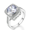 Platinum White Stone