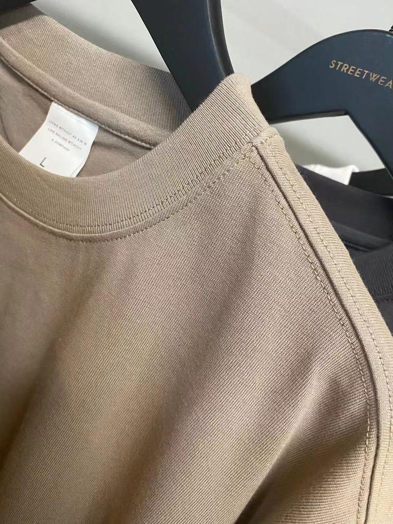 High Quality Men T Shirt Custom Printing Logo Embroidery T-shirt Basic Heavy Unisex Tshirt 100% Cotton