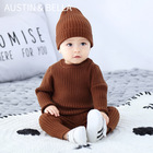 Baby Boy Clothes Clothes For Boys Baby AustinBella/wholesale Boutique Kint Baby Boy Sweater Sets Knitted Clothing Knitting Designs Infant Toddler Baby Winter Clothes