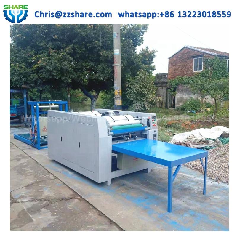 Tote Bag Printing Machine Flexo Label 4 color offset Printing Machine price