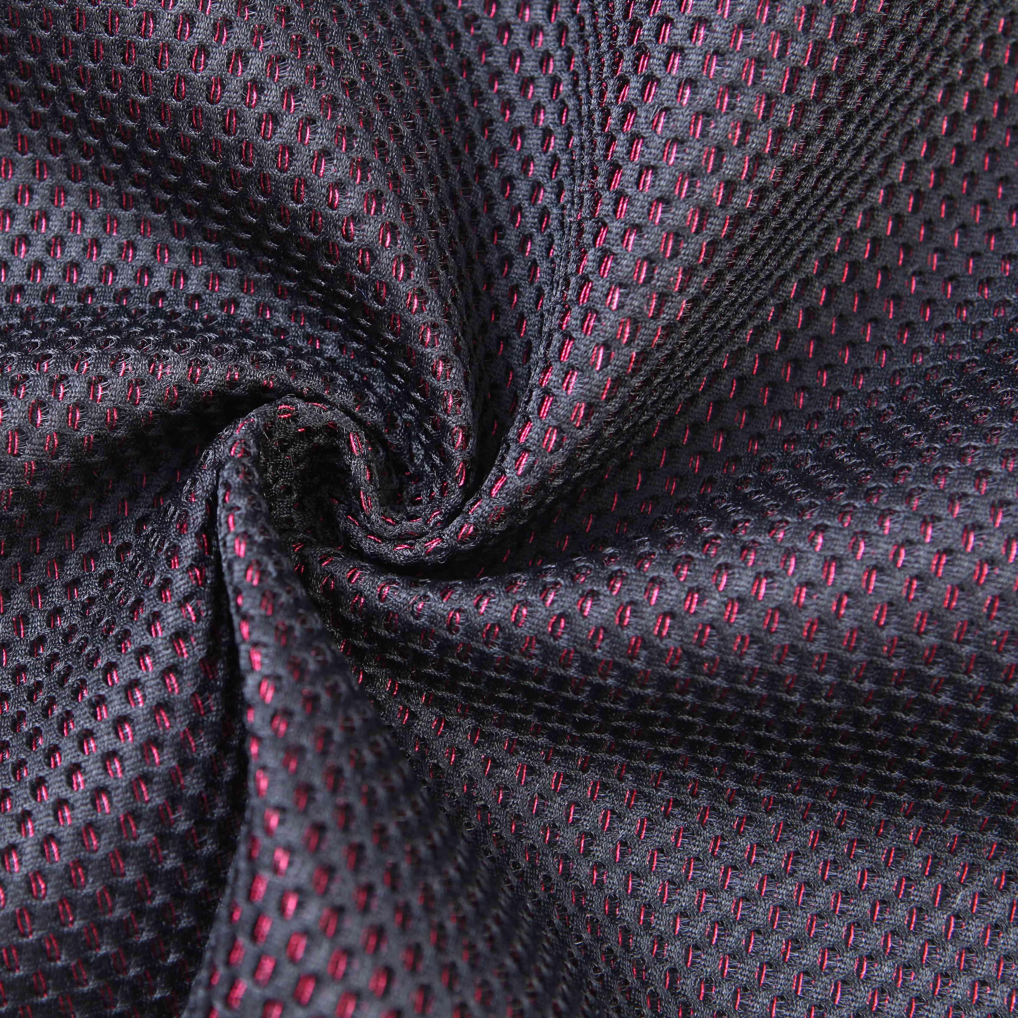Цветная 3D сетчатая ткань