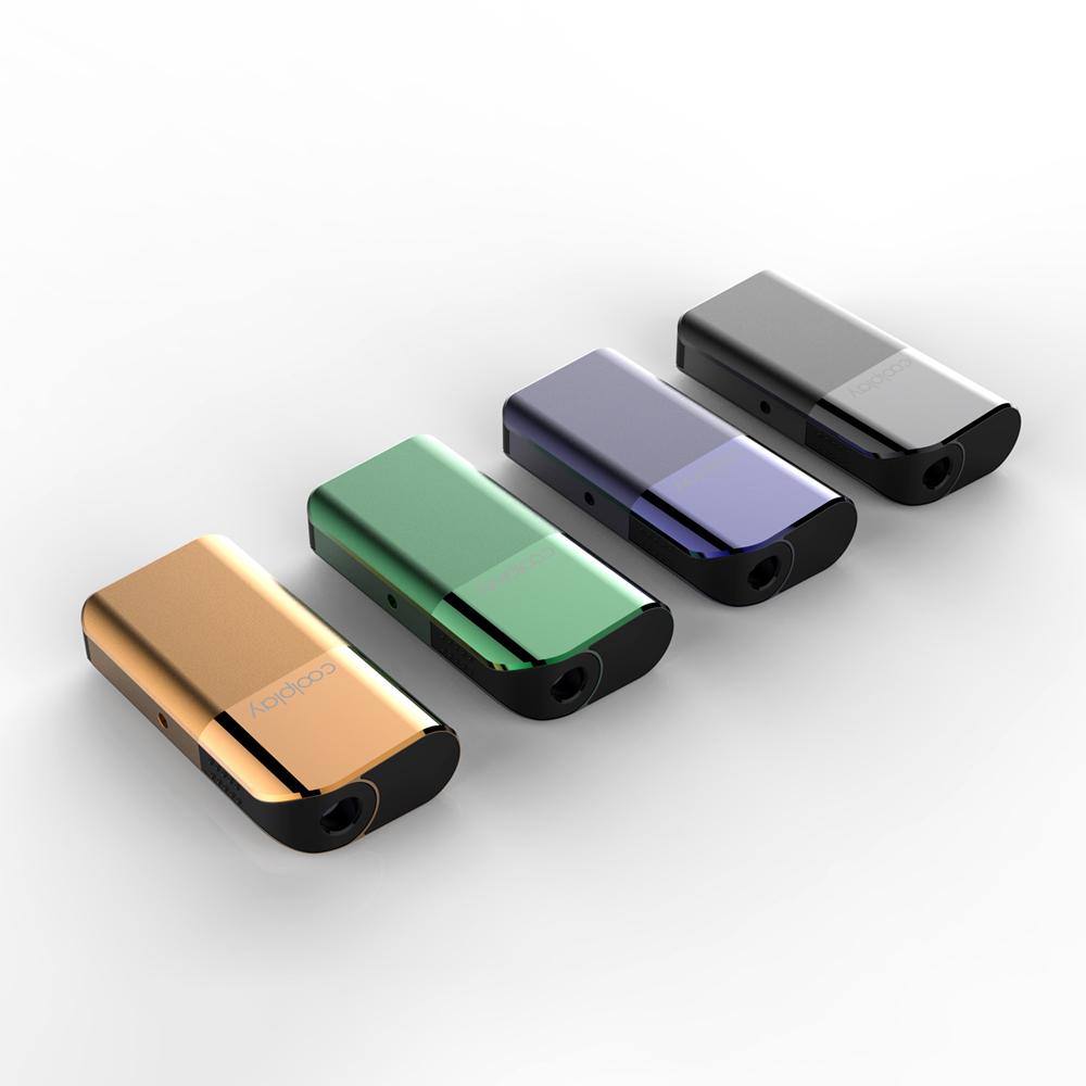 Новейшее устройство для замены электронной сигареты Coolplay Q7 1300 мАч