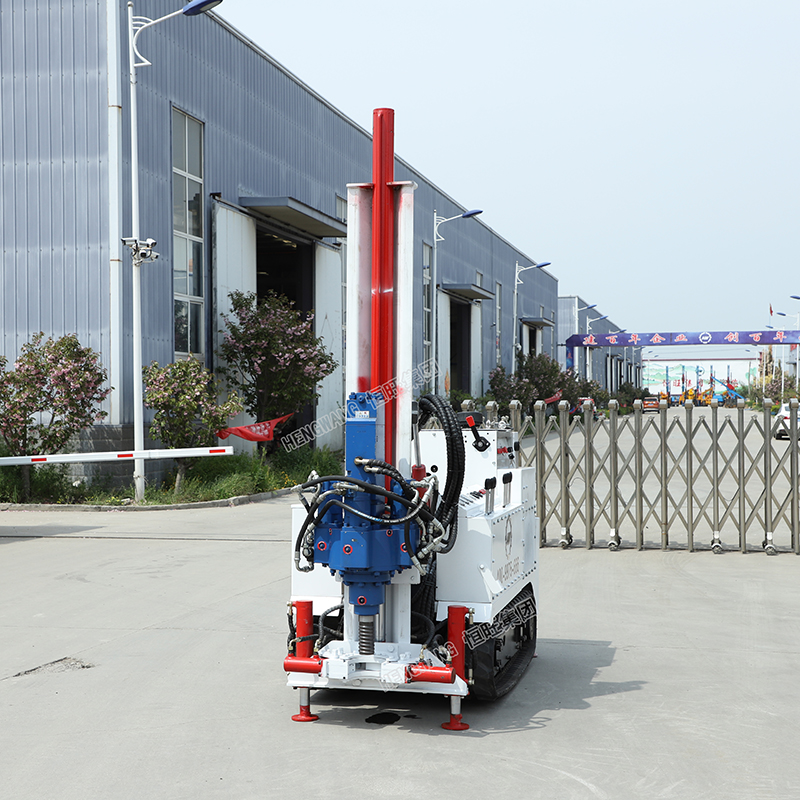 geotechnical soil testing core sampling drilling rig for sales
