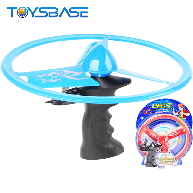 Led toys manufacturers | Cyclotron led flying saucer toys