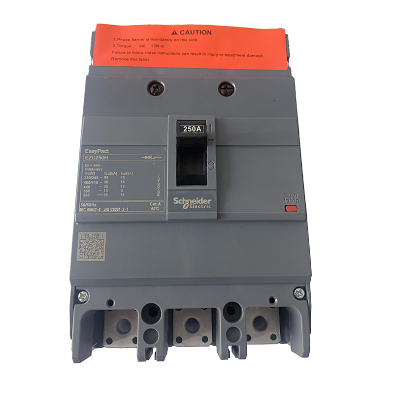 Fixed Setting EZC250F EasyPact EZC 3P 150A 150 Amp Molded Case Circuit Breaker