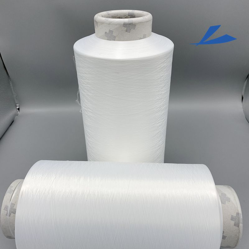 Hot Selling 40/34 100% Recycled Nylon  DTY Yarn with GRS