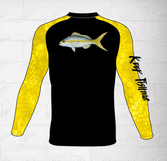 Новые стильные рубашки для рыбалки с сублимационной печатью, рыболовные рубашки с длинным рукавом