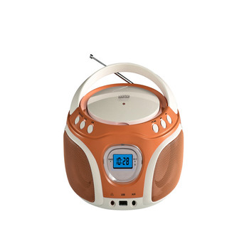 New Style High Quality Personal Portable Cd Player Bluetooth