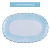 12 inch fish dish(blue)