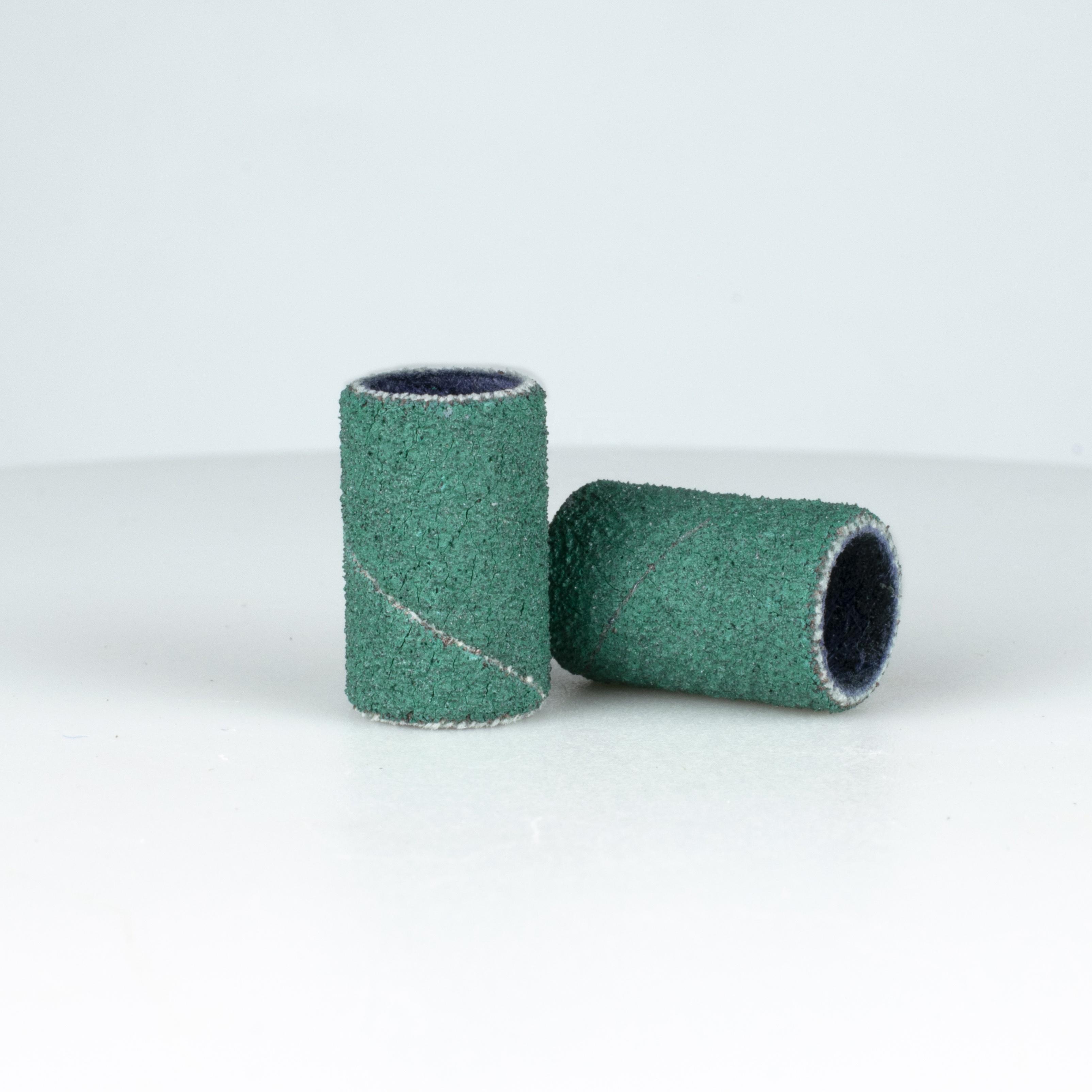 Зеленая шлифовальная лента для дизайна ногтей