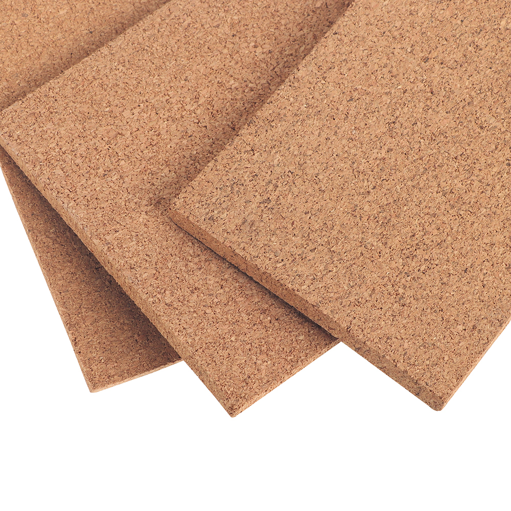Wholesale Portugal imports 3mm High quality Nature Cork Sheet Roll