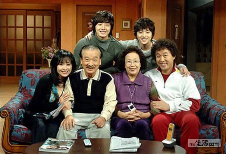 《搞笑一家人》:别样韩式家庭剧