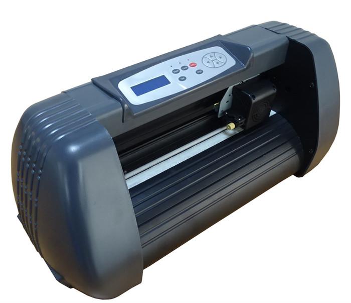 E-cut мини виниловый режущий плоттер настольный ЖК-дисплей