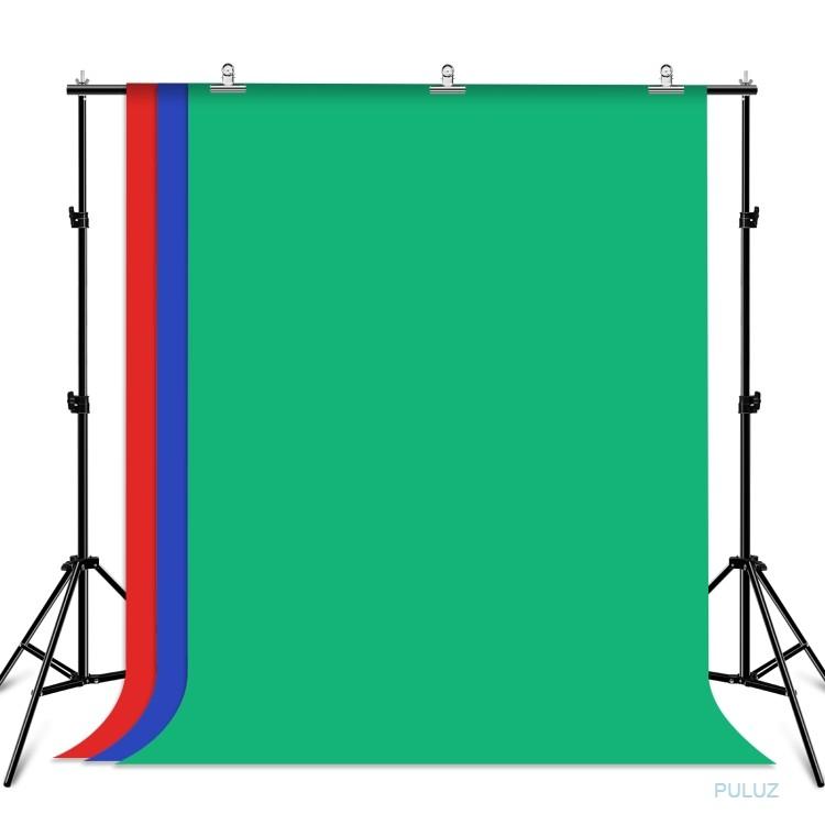 Прямая поставка со склада PULUZ 2x2 м фон для фотостудии стойка для поддержки фотографий набор кронштейнов для крепления
