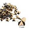 4# 5mm Butterfly Gold