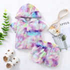 Baby Clothes 2021 Hot Sale Baby Clothes Boutique Summer Baby's Clothes Set For Girl
