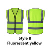 StStyle B Fluorescent yellow