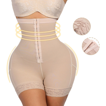 2019 New Women Body Shaper Slim And Lift Shapewear Butt Lifter High Waist Tummy Control